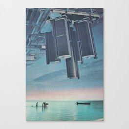 Inverse Canvas Print