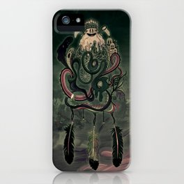 The Dream Catcher: Old Hag's Bane iPhone Case