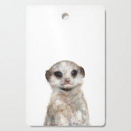 Little Meerkat Cutting Board