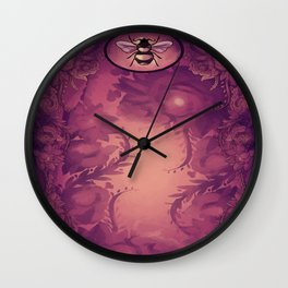 Tarot Wall Clock