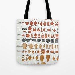 Petrie's Pottery Seriation Tote Bag