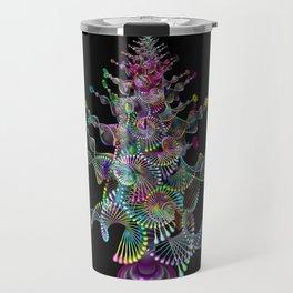 Tree-cristmas decortion Travel Mug