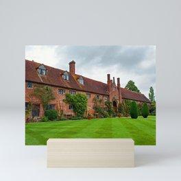 Sissinghurst The Invisible Castle Mini Art Print