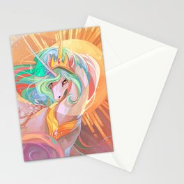 Princess Celestia Stationery Cards