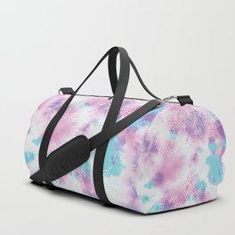 Henna Tie Dye Duffle Bag