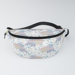 Turtle Reef, Under with the Fish Fanny Pack