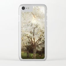 The Ghosts in the Trees Clear iPhone Case