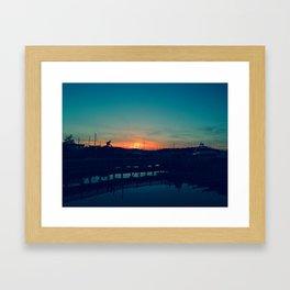 Sailor's Delight Framed Art Print