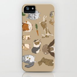 Small pets iPhone Case
