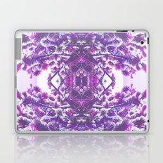 winter in purple Laptop & iPad Skin