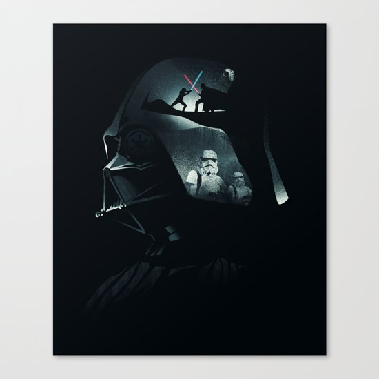 Dark Empire Canvas Print