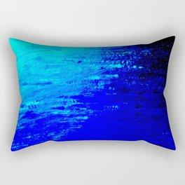 Moon Casting in to the Sea Rectangular Pillow
