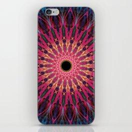 Radiant Temple iPhone Skin