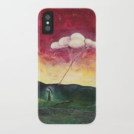 Watering Time iPhone Case