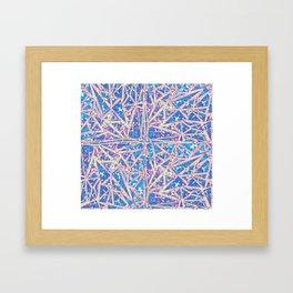Metallurgy Framed Art Print