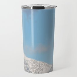 From Chaparral To Snow Travel Mug