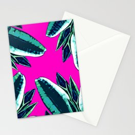 Dusk in summer Stationery Cards
