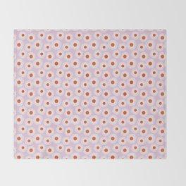 Daisy Starbusrt Throw Blanket