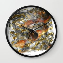 schools out Wall Clock