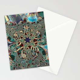Moonbeams and Reflections Stationery Cards