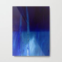 water landscape, nocturnal Metal Print