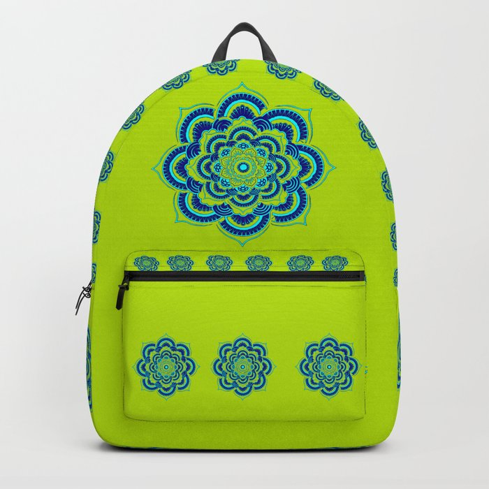 Namaste in Olive Backpack