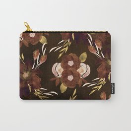 Autumn Night Meadow Carry-All Pouch