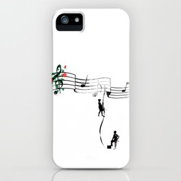 TANAN (Fighting for Love) iPhone Case