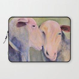 Sheep Animal Art Laptop Sleeve