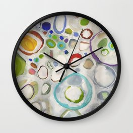 Bliss2 Wall Clock