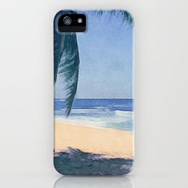 Island Feel iPhone Case