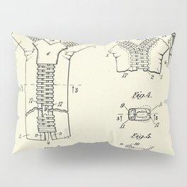 Separable Fastener-1917 Pillow Sham