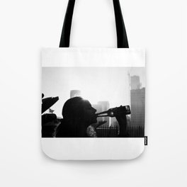 Party On, America Tote Bag