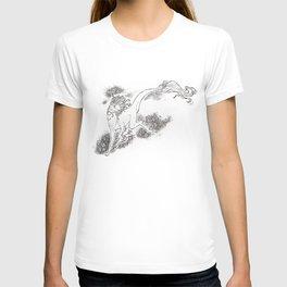 Sakura Kirin T-shirt