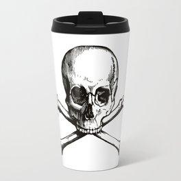Skull and Crossbones | Jolly Roger Travel Mug