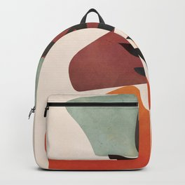 Geometry Abstract 4 Backpack