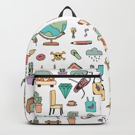 Just things Backpack