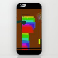 30 rock iPhone & iPod Skins featuring cool sketch 30 by Cool-Sketch-Len