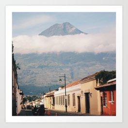 Do it a la Antigua Art Print