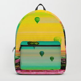 Captivating Cappadocia - Abstract Backpack