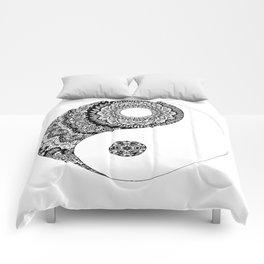Ying Yang Comforters