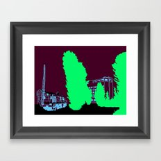 Xcerno Framed Art Print