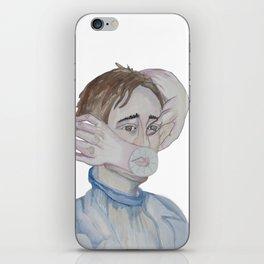 una carezza iPhone Skin