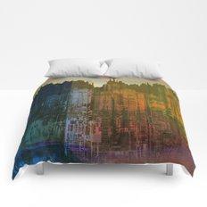 Lights close to the Harbor / Urban Fantasy 14-01-17 Comforters