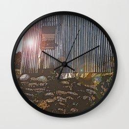 HUMBLE ABODE NAGARKOT NEPAL Wall Clock