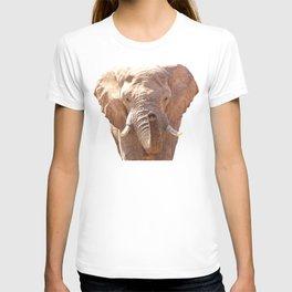 Elephant illustration T-shirt
