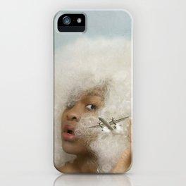 Daily Disturbances iPhone Case