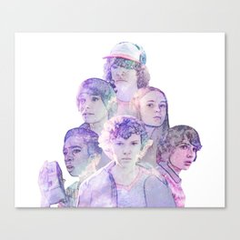 KIDS Canvas Print