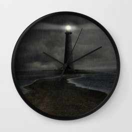 When the night comes Wall Clock