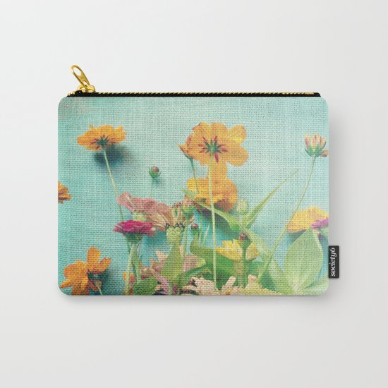 I Carry You With Me Into the World Carry-All Pouch